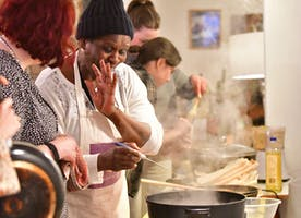 Sharing Plates: The Migrant Cooking Classes Bridging the Community Gap