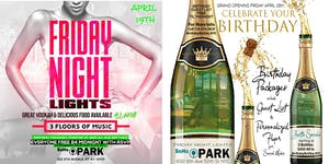 Celebrate Your Birthday @ Friday Night Lights SoHo...