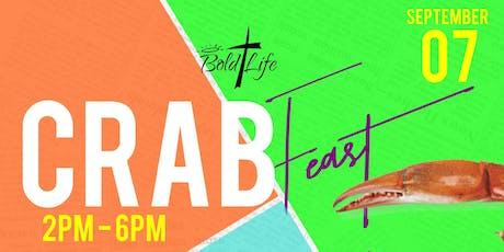 Bold Life Wear Inc's CrabFeast 2019 tickets