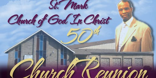 St. Mark 50th Church Reunion