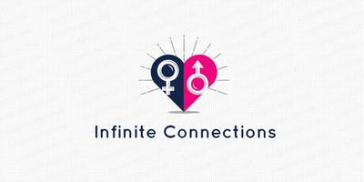 Infinite Connections, A Singles Social and Seminar