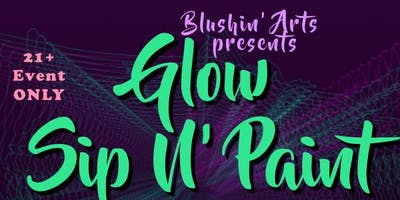 Glow Sip N' Paint