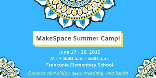 MakeSpace Summer Camp