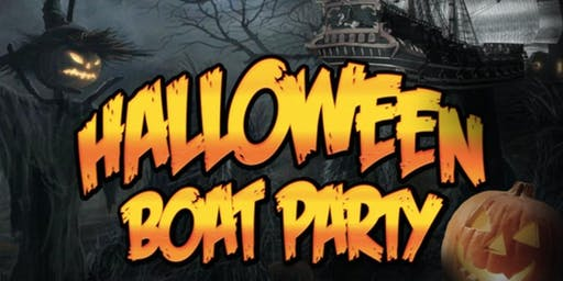 "Halloween Moonlight ""BOO"" Cruise"