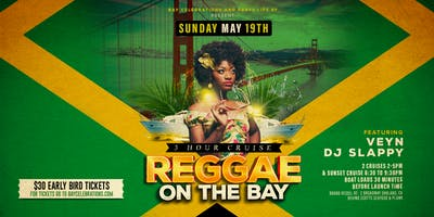 REGGAE ON THE BAY (Sunset Cruise)