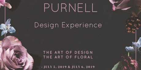 The Purnell  Design Experience  tickets