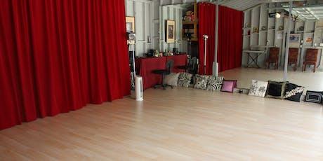 Weekly evening Bellydance class in cozy Pasadena studio - only 12 $! tickets