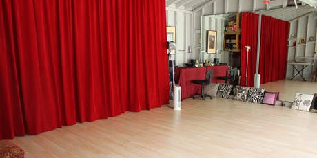 Weekly morning Bellydance class in cozy Pasadena studio! Only 12 $! tickets