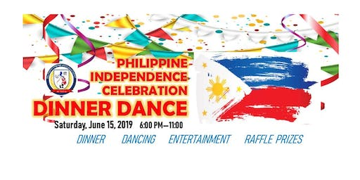 Philippine Independence Day Celebration Dinner Dance