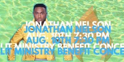 LIT Ministry Benefit Concert Presents: JONATHAN NE