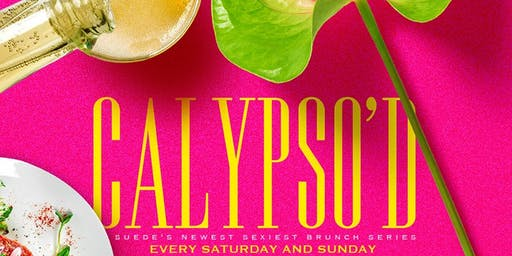 CALYPSO'D BRUNCH : TASTE THE CARIBBEAN IN | NYC |