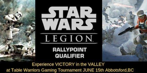 Star Wars Legion Rallypoint Qualifier