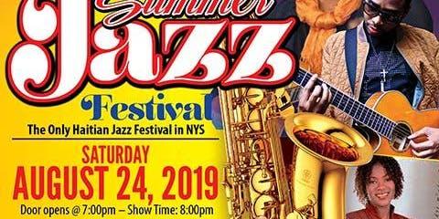 11th Annual Haitian Summer Jazz Festival