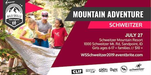 WILD SKILLS Mountain Adventure: Schweitzer