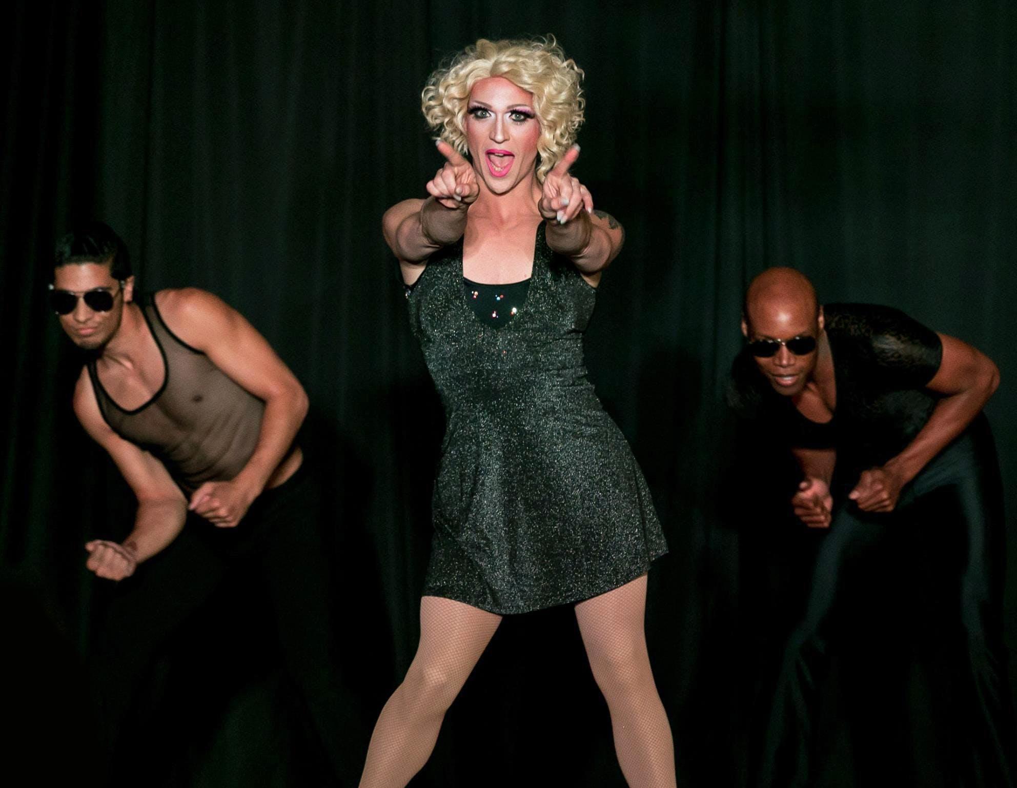 Musical Mayhem, Scorpius Dance Theatre's 4th Annual Drag Fundraiser