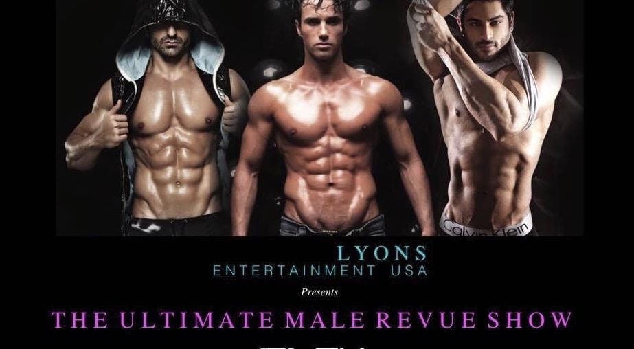 Atlanta Hunks Male Revue Show