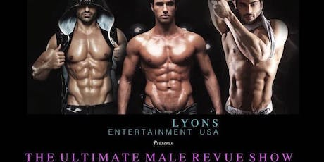 Atlanta Hunks Male Revue Show tickets