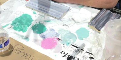 Annie Sloan Color Mixing Class