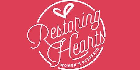 Restoring Hearts Women's Retreat: Delaware tickets