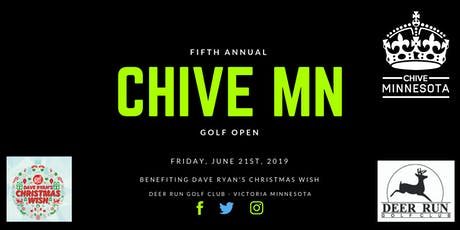 Chive Minnesota's Fifth Annual Golf Open tickets