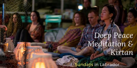 Deep Peace Meditation & Kirtan tickets