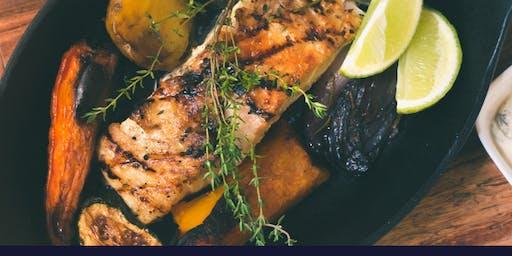 ACHI WSWA Triad Sister Seafood Social