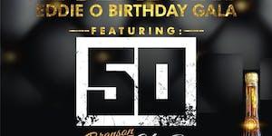 50 Cent Branson Cognac Release party @ STEREO GARDEN