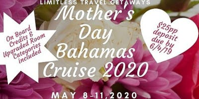 Mother's Day Bahamas Cruise 2020