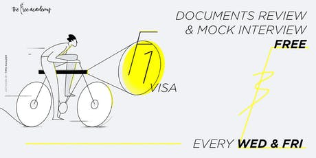 Free - Kiểm tra hồ sơ & Phỏng vấn visa Du học Mỹ tickets