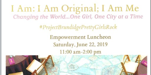 Project Brundidge Pretty Girls Rock