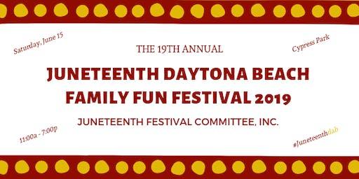 Juneteenth Festival, Daytona Beach