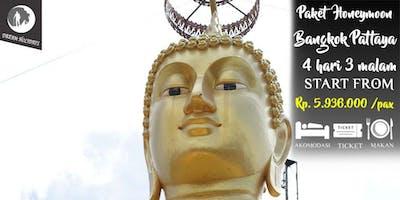 Paket Tour Honeymoon Bangkok-Pattaya 4 Hari 3 Malam