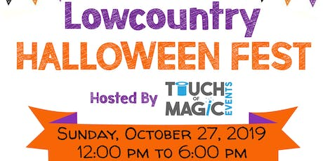 Lowcountry Halloween Fest tickets
