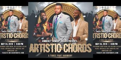 Artistic Chords: A Three Part Harmony