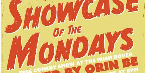 Showcase of the Mondays! Free Comedy Show