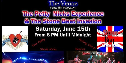The Petty Nicks Experience & The Stone Beat Invasion