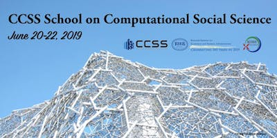 CCSS School on Computational Social Science