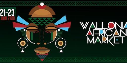 WALLONIA AFRICAN MARKET 2K19