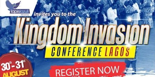 Kingdom Invasion Conference - Lagos
