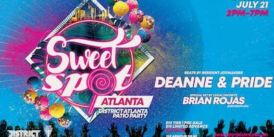 SWEET SPOT ATLANTA W/ DEANNE, PRIDE AND BRIAN ROJAS