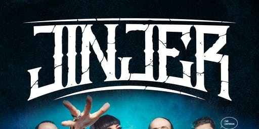 Jinjer @ The Orpheum