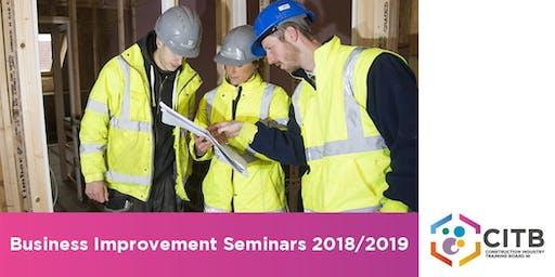 Recruiting Apprentices & Training Needs Analysis