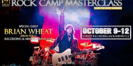 Rock Camp Masterclass tickets