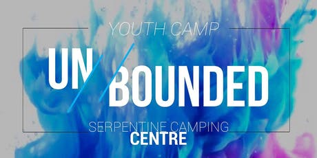 YOUTH CAMP 2019: UNBOUNDED tickets