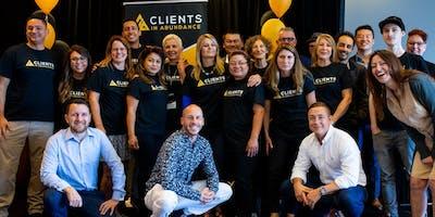 Clients in Abundance Live