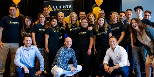 Clients in Abundance Live 2019
