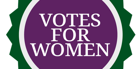 Parade to Celebrate 100 Years of Votes for Women in Jersey tickets