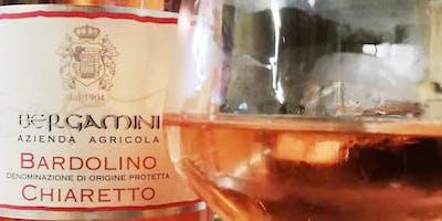 Tasting of Garda wines