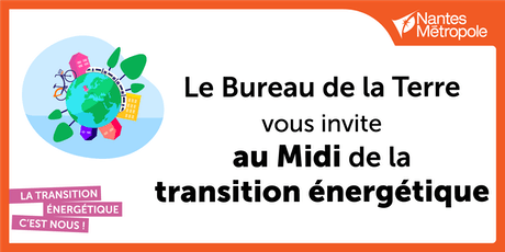Midi de la Transition : Les deplacements professionnels billets