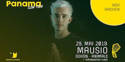 Panama Club Tour mit Mausio + Träumweiter Floor // Nox Aachen